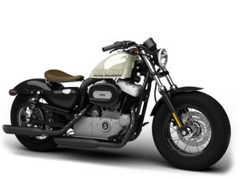 Harley - Davidson Forty Eight