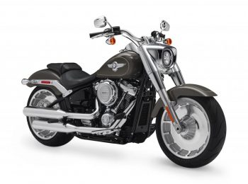 Motocykel Harley-Davidson Softail Fat Boy