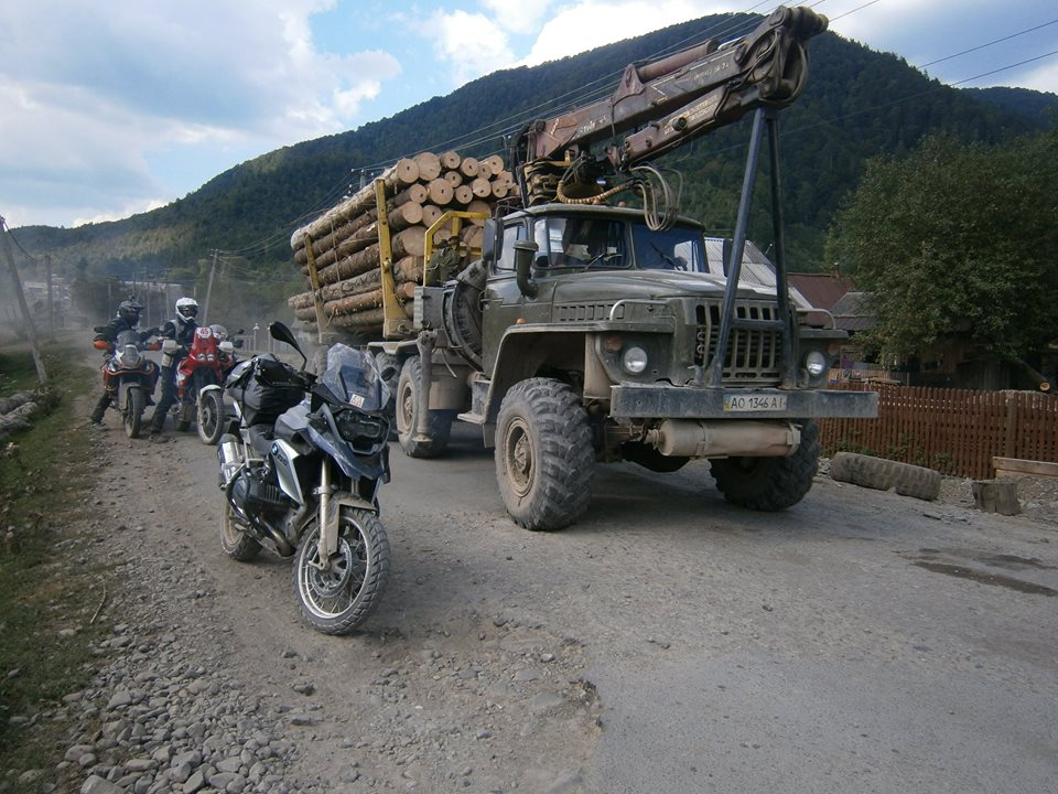 Ukrajina Trip 5. až 8. máj
