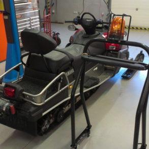 Yamaha nosič lyží1