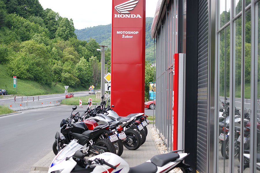 Testovacie dni Honda