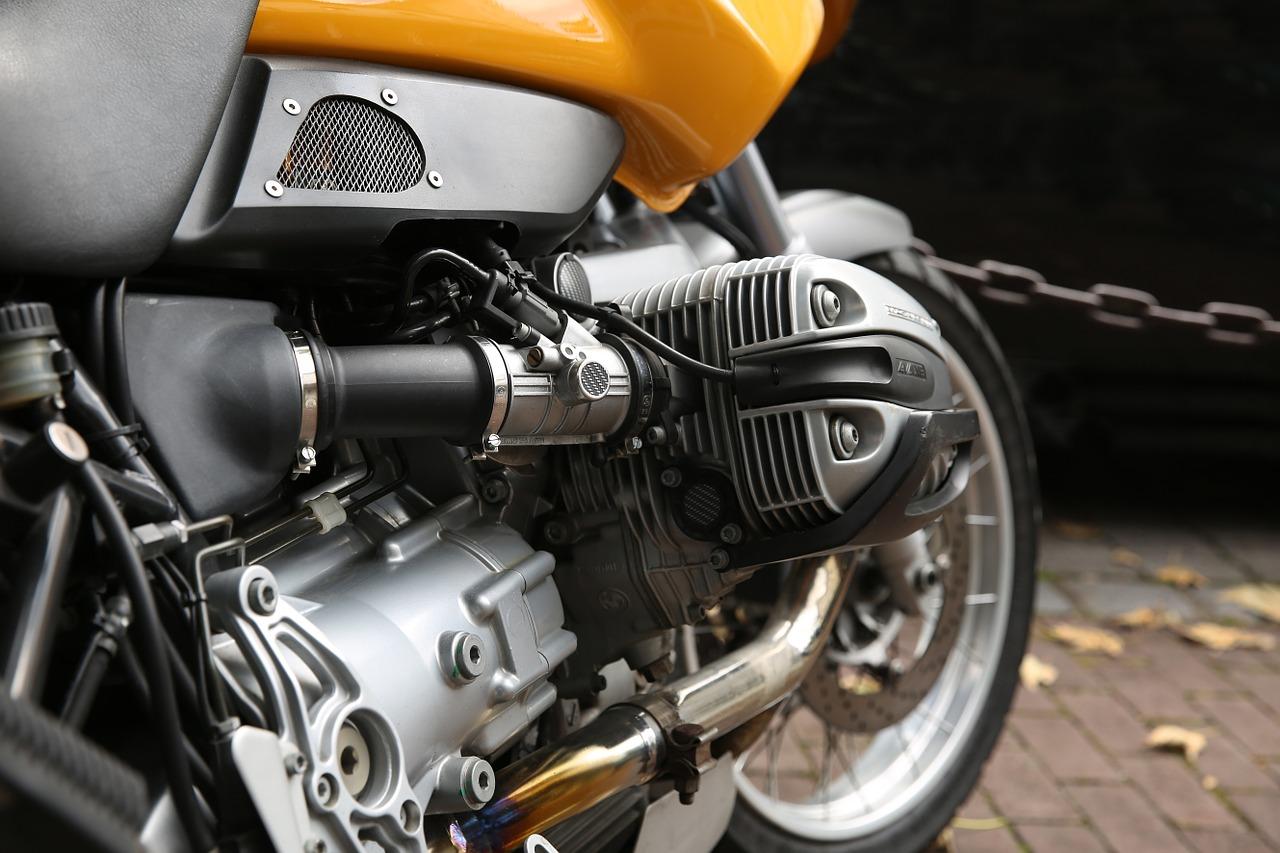 Zazimovanie motocykla