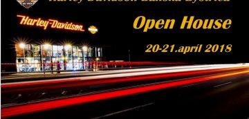 Harley-Davidson Open House.