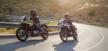 BMW Motorrad Road Show 2018