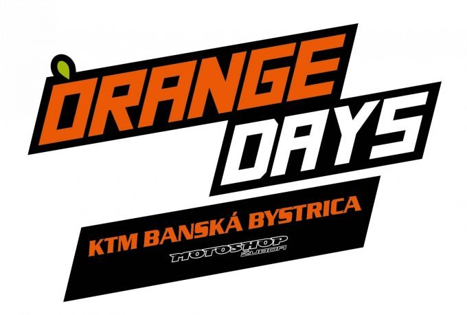 KTM Logo OrangeDays