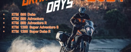 KTM Orange Days 2021